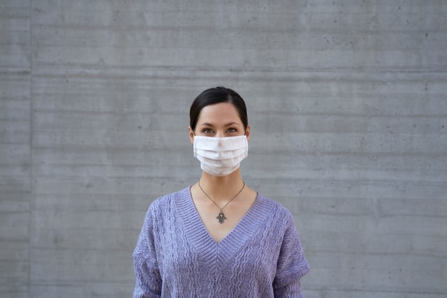 Social worker and the pandemic